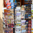Souvenir shop in Italy — Stock Photo