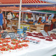 fruit market — Stock Photo