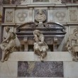 Stock Photo: Tomb of Michelangelo