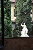 Pitti Palace and Boboli Gardens — Stock Photo