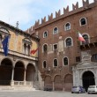 Square in Verona Italy — Stock Photo