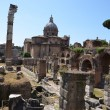Roman Forum,  Italy — Stock Photo