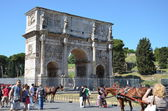 Arch of Constantin in Rome, Italy — Stock Photo