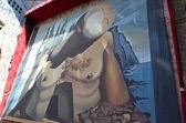 Salvador Dali museum, Figueras, Spain — Stock Photo