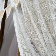 Постер, плакат: Vintage lace on the wooden background