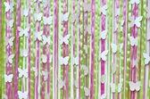 Paper vlinders achtergrond — Stockfoto