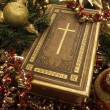 Christianity in Christmas — Stock Photo