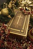 Christianity in Christmas — Zdjęcie stockowe