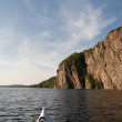 Bon Echo Cliffs — Stock Photo