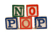 No Pop — Stock Photo