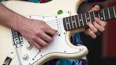 Guitar Pickin' — Stock Photo