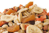 Mountain of Trail Mix — Stock Photo