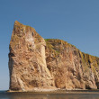 Perce Rock — Stock Photo