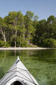Kayak Scenic — Stock Photo