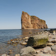 Perce Rock Scenic - Stock Photo