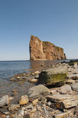 Perce Rock Scenic — Stock Photo