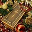 Christian Christmas — Stock Photo