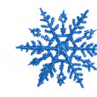 Snowflake Ornament — Stock Photo