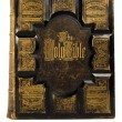 Antique Bible Cover — Stock Photo