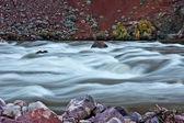 Garbarza kanion rapids — Zdjęcie stockowe