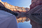 Marble Canyon Evening Sun — Stock Photo