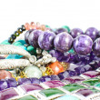 Jewelry and accessories - Stock Photo