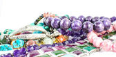 Jewelry and accessories — Stock Photo