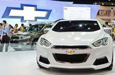 Bangkok International Motor Show 2013 — Stock Photo