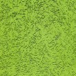 Texture or background in the form of embossed green wall — Stock Photo