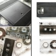Stock Photo: Set of tapes