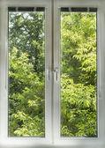 Visualizações de janela — Fotografia Stock
