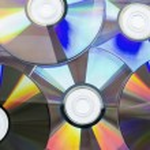 Compact discs — Stock Photo #27352839