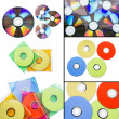 Set of CD — Stock Photo #27630893