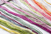 Embroidery floss — Stock fotografie