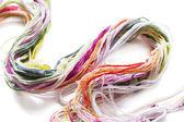 Multicolor thread — Stock Photo