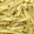 Crude pasta — Stock Photo