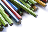 Lápis unsharpened — Fotografia Stock