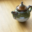 Ceramic teapot — Stock Photo