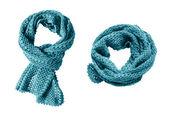 Mohair scarfs — Stock Photo