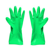 Rubber gloves — Stock Photo