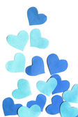 Paper hearts — Photo