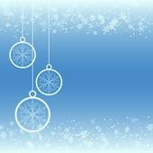Vánoční přání. — Stock vektor