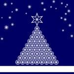 Christmas background. — Cтоковый вектор #32718199