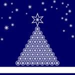 fundo de Natal — Vetor de Stock  #32718199