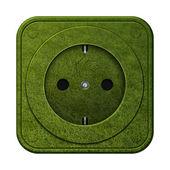 Green energy concept — Stock Photo