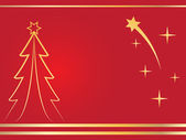 Abstract christmas background. — Stock Vector