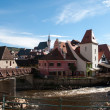 Cesky Krumlov, Czech republic — Stock Photo #20089831