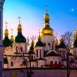 Saint Sophia in Kiev — Stock Photo