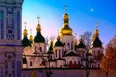 софийский собор в киеве — Стоковое фото