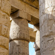 Foto Stock: Columns in Karnak temple in Luxor, Egypt
